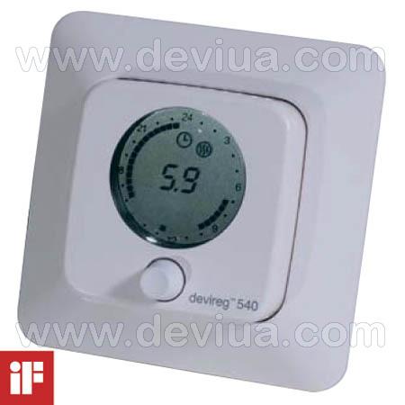 инструкция Devireg 540 img-1