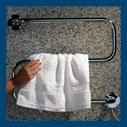 настенные электрические полотенцесушители